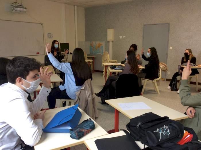 3ème édition du PRODATING organisée pour les  étudiants de BTS 2ème année le 3 mars 2021